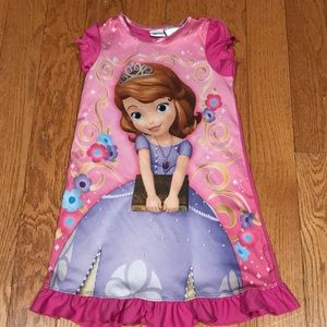 Princess 👸 Sophia nightgown